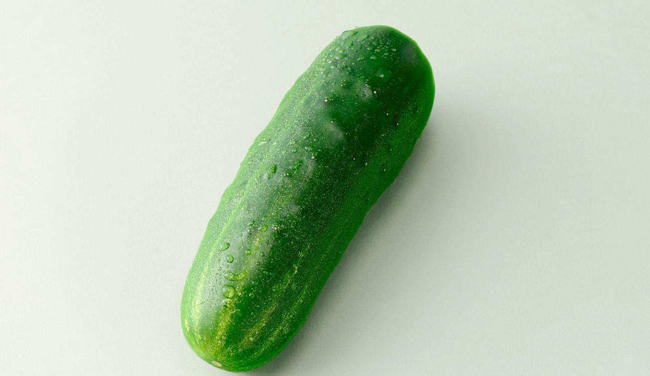 加賀野菜である加賀太きゅうり